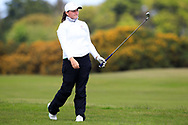 Lily May Humphreys (ENG) during the final round at the Irish Woman's Open Stroke Play Championship, Co. Louth Golf Club, Louth, Ireland. 12/05/2019.<br /> Picture Fran Caffrey / Golffile.ie<br /> <br /> All photo usage must carry mandatory copyright credit (© Golffile | Fran Caffrey)