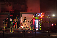 Auckland-Housing Corporation duplex in Northcote damaged by fire