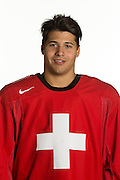 31.07.2013; Wetzikon; Eishockey - Portrait Nationalmannschaft; Inti Pestoni (Valeriano Di Domenico/freshfocus)