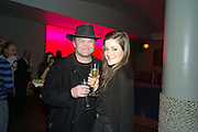 MICKEY DOLENZ; GEORGIA DOLENZ, The after-party for Waiting for Godot.( Opening at the Theatre Royal Haymarket. )  Haymarket Hotel. London. 27 January 2010 *** Local Caption *** -DO NOT ARCHIVE-© Copyright Photograph by Dafydd Jones. 248 Clapham Rd. London SW9 0PZ. Tel 0207 820 0771. www.dafjones.com.<br /> MICKEY DOLENZ; GEORGIA DOLENZ, The after-party for Waiting for Godot.( Opening at the Theatre Royal Haymarket. )  Haymarket Hotel. London. 27 January 2010