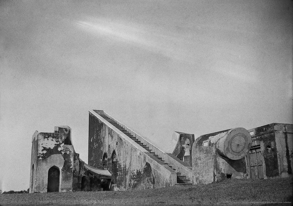 The Old Observatory, Ujjain, India, 1929