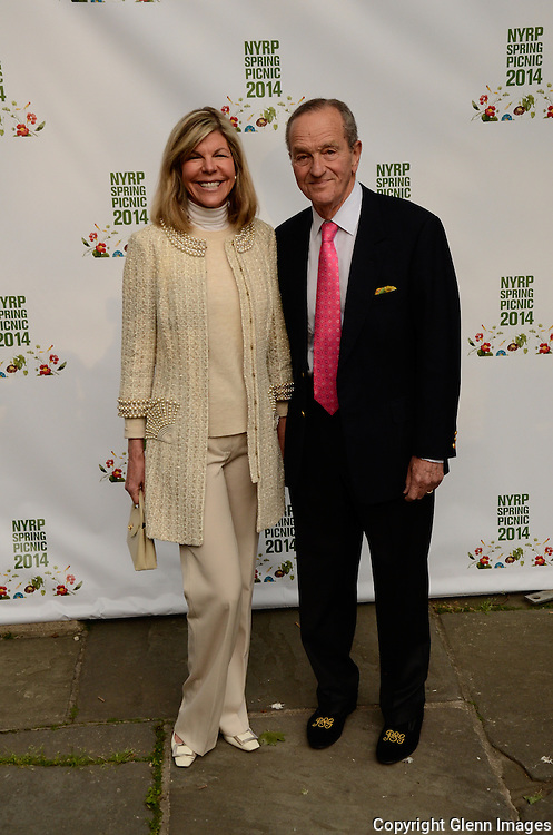 05/29/14 New York City ,  / Paul Cavaco Former Fasion Editor of Harper's and Vouge at Bette Midler's NYRP 13th Annual Spring Picnic /