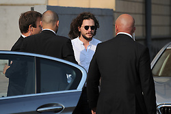 July 19, 2017 - Giffoni Valle Piana, Salerno, Italy - The English actor Kit Harington, that plays the role of Jon Snow in the HBO television series ''Game of Thrones'', attends at Giffoni Film Festival 2017 on July 18, 2017 in Giffoni Valle Piana, Italy. (Credit Image: © Ivan Romano/Pacific Press via ZUMA Wire)