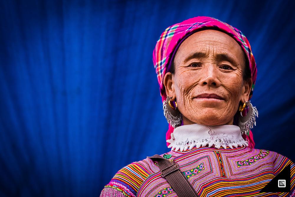 Vietnam - Bac Ha and Con Cau