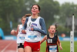 GIrls One Mile run, age 11-14, <br /> 2019 Adrian Martinez Track Classic