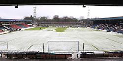 General view of Spotland Stadium before kick off- Photo mandatory by-line: Matt McNulty/JMP - Mobile: 07966 386802 - 17.01.2015 - SPORT - Football - Rochdale - Spotland Stadium - Rochdale v Crawley Town - Sky Bet League One