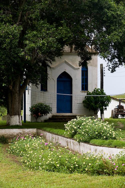 Salto da Divisa_MG, Brasil...Igreja catolica em Salto da Divisa...The catholic church in Salto da Divisa...Foto: LEO DRUMOND / NITRO