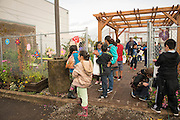 Urban Agriculture Festival at Parrish Middle School in Salem, Oregon.