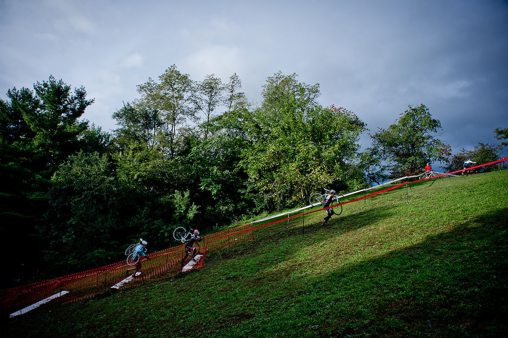 "Winchester Apple Cross CX race, ""The Hill."""