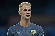 Joe Hart of Burnley during the EFL Cup match between Burnley and Sunderland at Turf Moor, Burnley, England on 28 August 2019.
