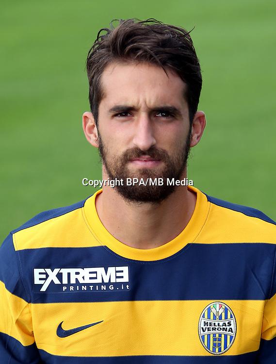 Italian League Serie B -2016-2017 / <br /> ( Hellas Verona F.C.) - <br /> Antonio Aldo Caracciolo