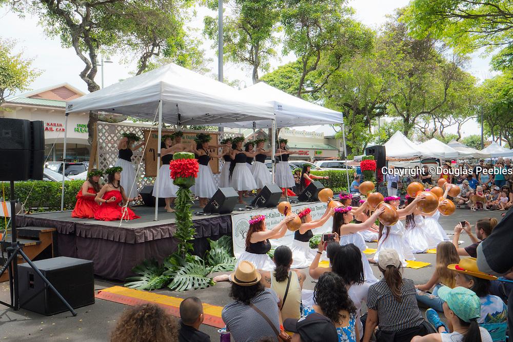 I Love Kailua Town Party, Block Party, Kailua, Oahu, Hawaii