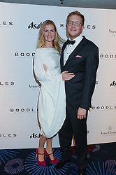 British fine jewellery brand Boodles welcomed guests for the 2013 Boodles Boxing Ball in aid of Starlight Children's Foundation held at the Grosvenor House Hotel, Park Lane, London on 21st September 2013.<br /> Picture Shows:-CHLOE DELEVINGNE and ED GRANT.<br /> <br /> Press release - https://www.dropbox.com/s/a3pygc5img14bxk/BBB_2013_press_release.pdf<br /> <br /> For Quotes  on the event call James Amos on 07747 615 003 or email jamesamos@boodles.com. For all other press enquiries please contact luciaroberts@boodles.com (0788 038 3003)
