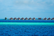 Alberto Carrera, Resort Rooms, Maldivian Island, North Male Atoll, Maldives, Indian Ocean, Asia