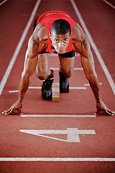 Anderson Freitas Henriques, jovem promessa do esporte brasileiro no atletismo para as próximas olimpíadas. FOTO: Jefferson Bernardes/Preview.com