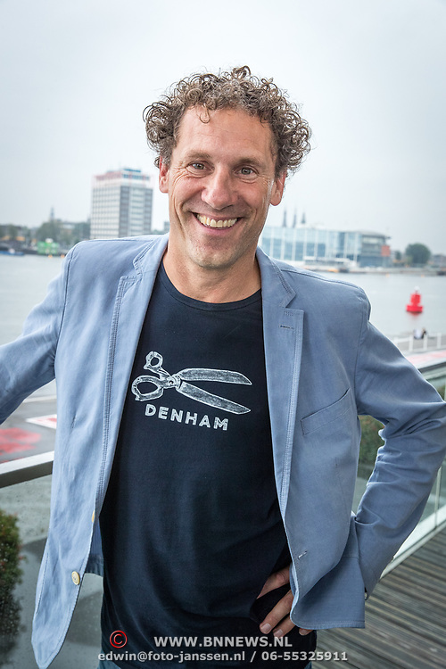 NLD/Amsterdam/20170830 - RTL Presentatie 2017/2018, Marcel Maijer
