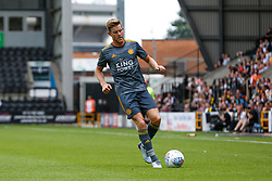 Callum Elder of Leicester City - Mandatory by-line: Ryan Crockett/JMP - 21/07/2018 - FOOTBALL - Meadow Lane - Nottingham, England - Notts County v Leicester City - Pre-season friendly