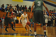 Oxford High's Josh Gibbs (2) vs. West Point in boys high school basketball in Oxford, Miss. on Tuesday, January 21, 2014.