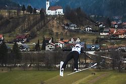 PINKELNIG Eva (AUT) during qualification round of FIS Ski Jumping World Cup Ladies Ljubno 2020, on February 23th, 2020 in Ljubno ob Savinji, Ljubno ob Savinji, Slovenia. Photo by Matic Ritonja / Sportida