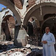 Coptic Christian Church Attacks - Egypt