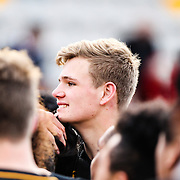 1st Division Final Rugby union match between Wellington College v St Patricks Town  at  Jerry Collins Stadium, Porirua, New Zealand on 14 August  2016.  Game won 12-9 by Wellington College.