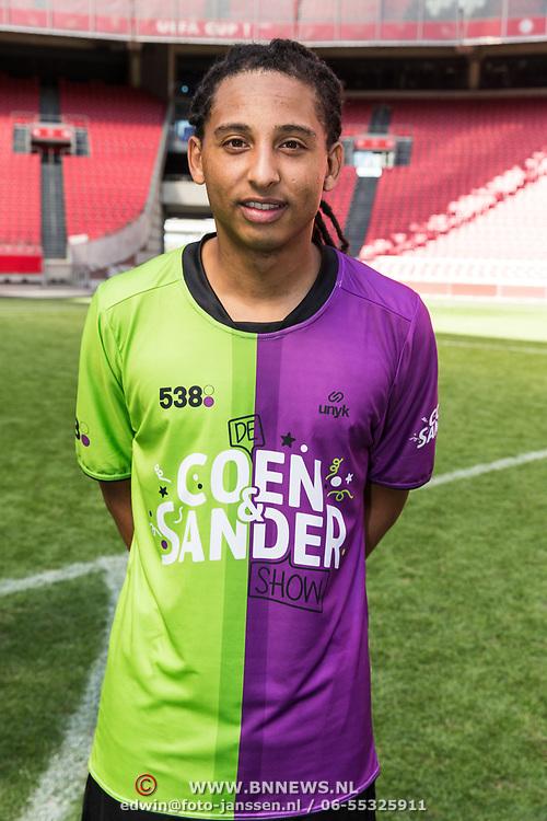 NLD/Amsterdam/20180503- Coen en Sander Live vanuit Johan Cruijff Arena, Easy Man