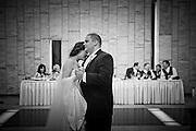 wedding photography at Waterloo Regional Museum