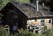 Gold Mining, Yukon-Charley Rivers National Preserve, Eagle, Alaska