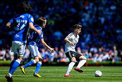 Tom Cairney of Fulham controls the ball - Mandatory by-line: Robbie Stephenson/JMP - 06/05/2018 - FOOTBALL - St Andrew's Stadium - Birmingham, England - Birmingham City v Fulham - Sky Bet Championship