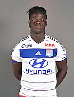 Olivier KEMEN - 26.08.2015 - Photo officielle Lyon - Ligue 1<br /> Photo : Stephane Guiochon / OL / Icon Sport