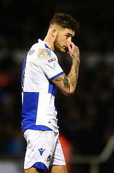 Ryan Sweeney of Bristol Rovers cuts a dejected figure  - Mandatory by-line: Dougie Allward/JMP - 23/12/2017 - FOOTBALL - Memorial Stadium - Bristol, England - Bristol Rovers v Doncaster Rovers - Skt Bet League One