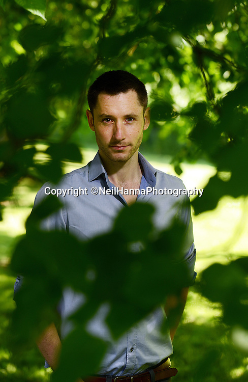 Gordon Aikman, diagnosed with MND <br /> <br /> Pictures by  Neil Hanna  - mobile 07702246823