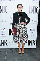 Lydia Rose Bright, A Night With Nick, INK, London UK, 04 December 2013, Photo by Raimondas Kazenas