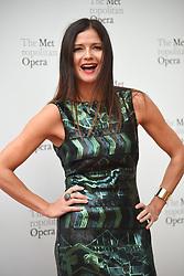 September 24, 2018 - New York, NY, USA - September 24, 2018  New York City..Jill Hennessy attending Metropolitan Opera Opening Night at Lincoln Center on September 24, 2018 in New York City. (Credit Image: © Kristin Callahan/Ace Pictures via ZUMA Press)