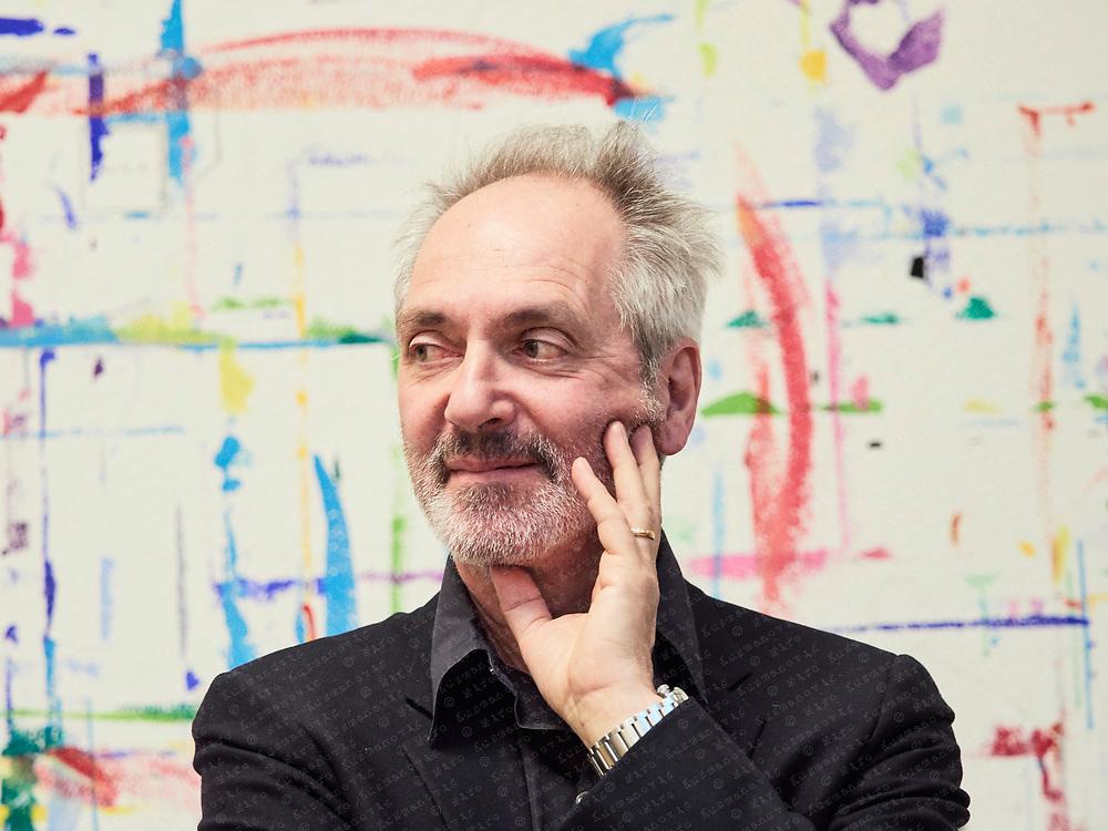 Composition '19 , Thomas Struth in der Hilti Art Foundation