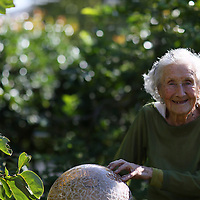 coromandel photographer felicity jean photography portrait of margaret jones aged 94 years