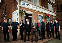 Hollis Group porraits and single portraits Business marketing photographer, Oswestry, Shropshire for websites and social media