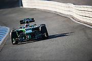 Circuito de Jerez, Spain : Formula One Pre-season Testing 2014. Robin Frijns, Caterham F1 team