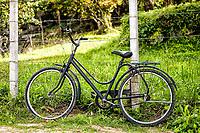 Bicicleta. Biguaçu, Santa Catarina, Brasil. / Bicycle. Biguacu, Santa Catarina, Brazil.