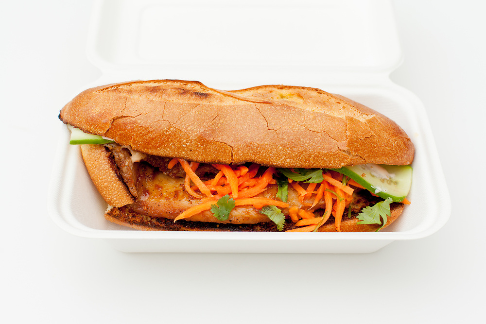 Catfish Sandwich from Num Pang ($10.07)