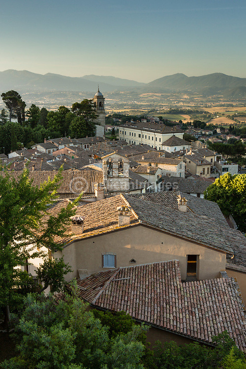 Travel photography from Umbria, Italy. To accompany written article on June 2017 press trip to Umbria with OphirPR and Tuscany Now and More. © Lee Irvine, PelicanImages 2017