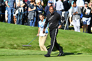DJ Spoony during the BMW PGA Championship at Wentworth Club, Virginia Water, United Kingdom on 18 September 2019.