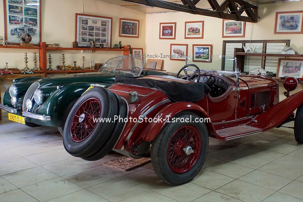 Alfa Romeo Vintage Car