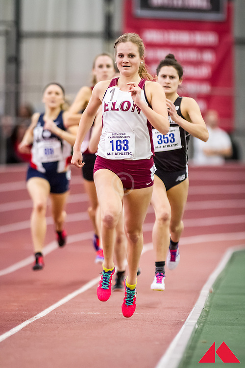 women's mile, heat 2, Elon, Cuddeback, Shelby