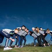 LIT Scrum Challenge launch.. Picture: Alan Place