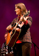 "Laura Cantrell at the 2008 New York Guitar Festival on Saturday 1/12/2008 at the World Financial Center Winter Garden in lower Manhattan. The opening night concert of the festival was titled the ""Royal Albert Hall"" Project a tribute to Bob Dylan's early 'electric' concerts in England in 1966. Ms. Cantrell and band performed 'I Don't Believe You (She Acts Like We Never Have Met)'."