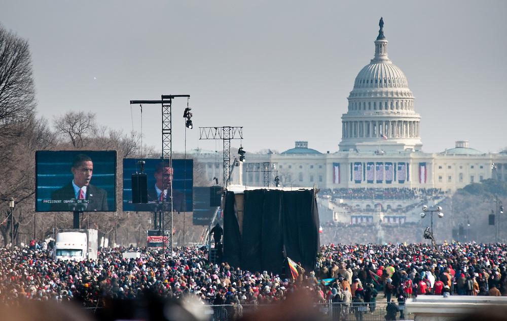 Barack Obama Inauguration 2009- Washington DC