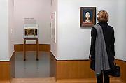 Nederland, Rotterdam, 30-12-2016In het Museum Boymans, Boijmans van Beuningen, een van nederlands oudste musea, hangen kunstwerken uit verscvhillende periodes.Foto: Flip Franssen