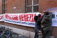 20130204 PROTESTA CGIL UNIVERSITA'