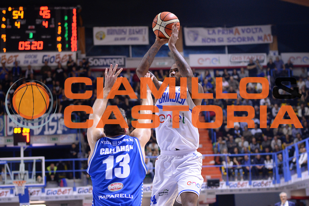 M'Baye Amath<br /> Enel Brindisi - Red October Cantu<br /> BASKET SerieA 2016-2017<br /> Brindisi 21 /11/2016 <br /> FOTO CIAMILLO